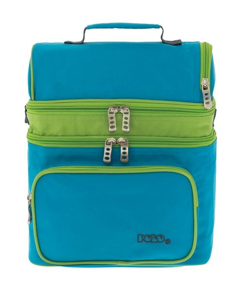 ce0a31a3b18 Τσαντακι φαγητου polo double cooler   Εκδρομικές Τσάντες / Outdoor ...