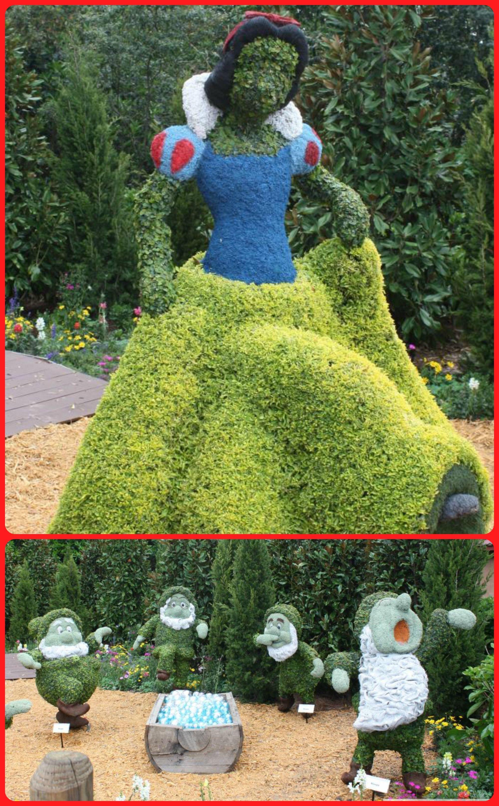 High Quality Epcot International Flower U0026 Garden Festival With Guest Ann Goodman Of @3D  Travel