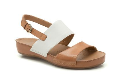653996431dc Womens Casual Sandals - Raspberry Oil in Tan Combi Leather from Clarks shoes