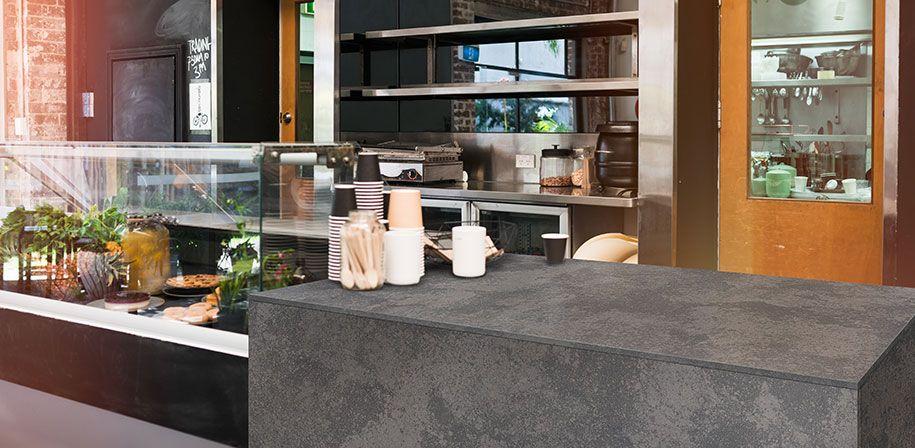Best Urban Lava Quartz Gray Quartz Countertops Countertops 400 x 300