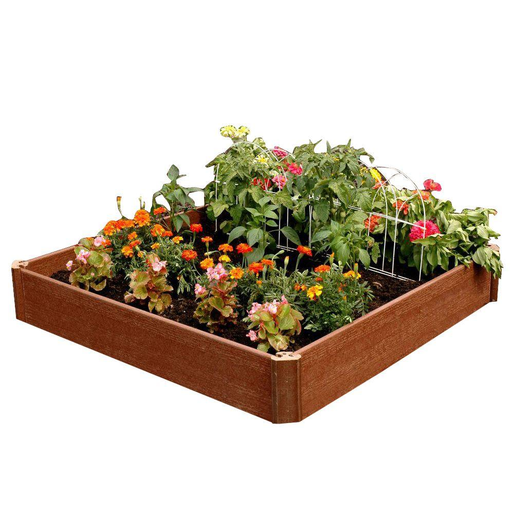 How To Build A Raised Garden Bed Home Depot an Raised