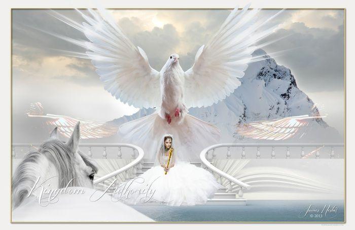 Image result for prophetic art Holy Spirit James Nesbit
