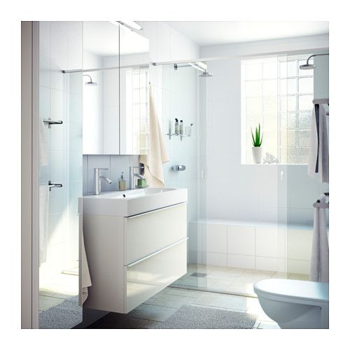 Godmorgon Mirror Cabinet With 2 Doors 23 5 8x5 1 2x37 3 4 Ikea Bathroom Design Bathroom Trends Bathroom Layout