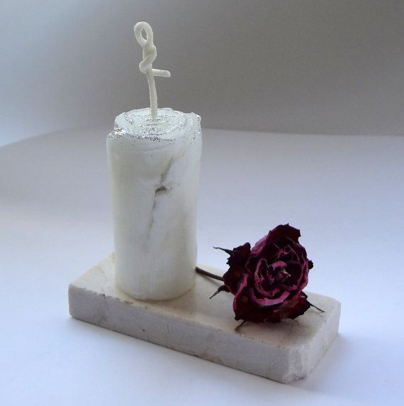 Rose Candle Sculpture Meditation Candle by ...