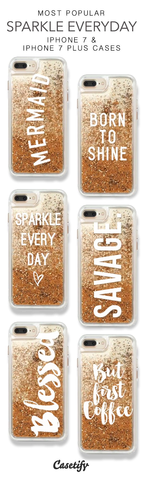Phone Cases - Most Popular Sparkle Everyday iPhone 7 Cases  amp  iPhone 7  Plus… e393ae7729