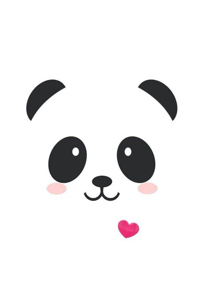 Ori To Panda Fofo Papel De Parede Bonito Para Iphone Papeis De Parede Infantil