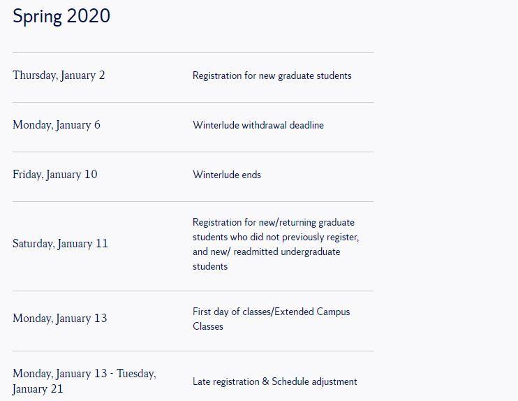 Citytech Spring 2021 Calendar Calendar 2021: Citytech Academic Calendar Spring 2021