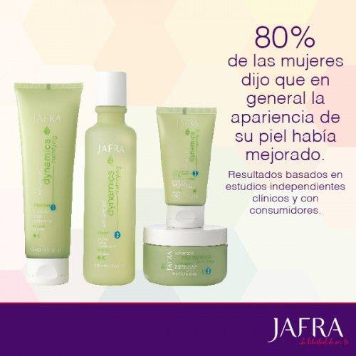 Elimina la piel grasa con un régimen matificante formulado con maravilla africana, cereza de invierno y otros extractos naturales.  http://jafra.me/3bpt
