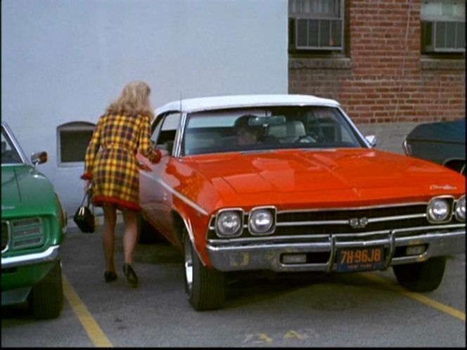 Darren Stephens Car Bewitched Program Chevelle Tech Chevrolet Chevelle Malibu Cars Movie Tv Cars