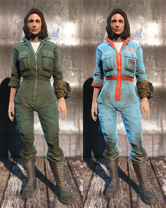 Mechanic jumpsuit (Fallout 4) Mechanic clothes, Mechanic