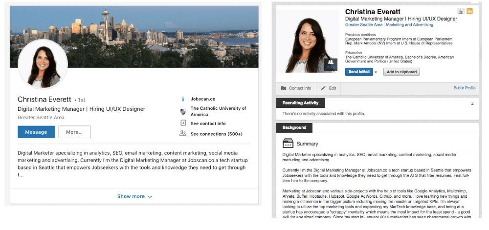 How to Write a LinkedIn Summary Real Examples for About