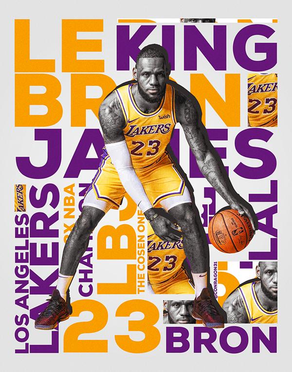 Nba Artwork Lebron James On Behance Lebron James Wallpapers Lebron James Lebron James Lakers