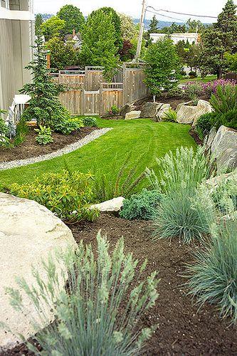 Landscape Design For Seattle Landscape Design Garden Design Exterior Design