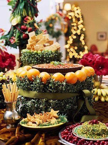 Decoracion de frutas para fiestas mesas arreglos de mesa - Decoracion de frutas ...