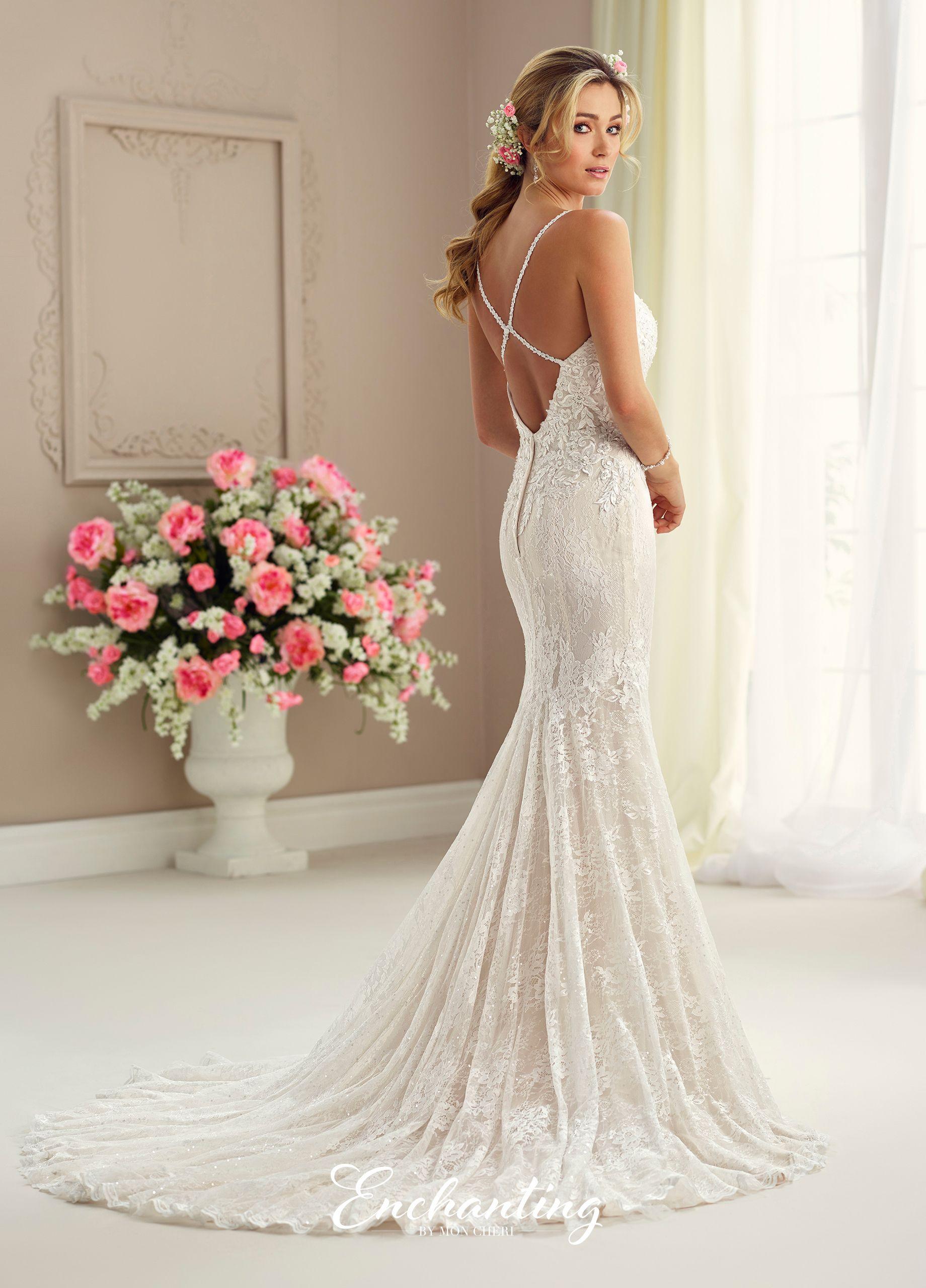 Enchanting By Mon Cheri 217107 Wedding Dress Inspiration Wedding Dresses Unique Destination Wedding Dress
