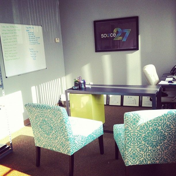 Say hello to the new Source27 office! | Home office space ...