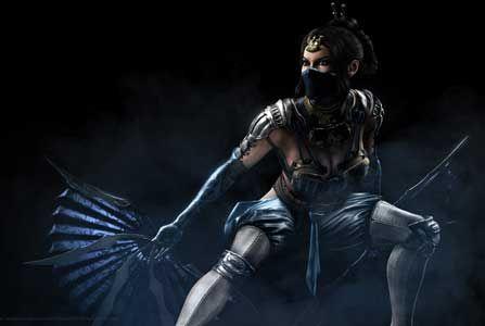 Mortal Kombat X Official Game Art Character Illustrations Fan