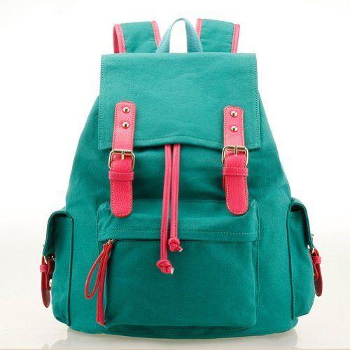 Cute High School Girl Backpack | Lovely Bags | Pinterest | High ...