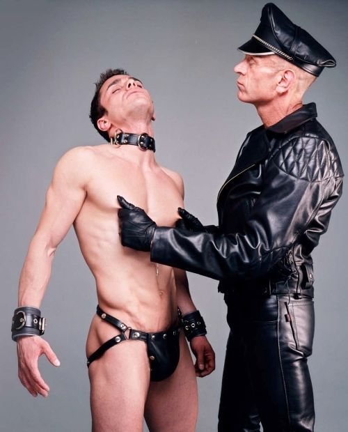 Gay Male Adult Leather Domination