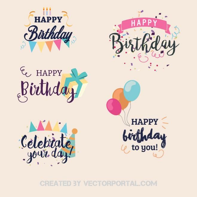 Happy Birthday Balloon Birthday Card Free With Images Happy