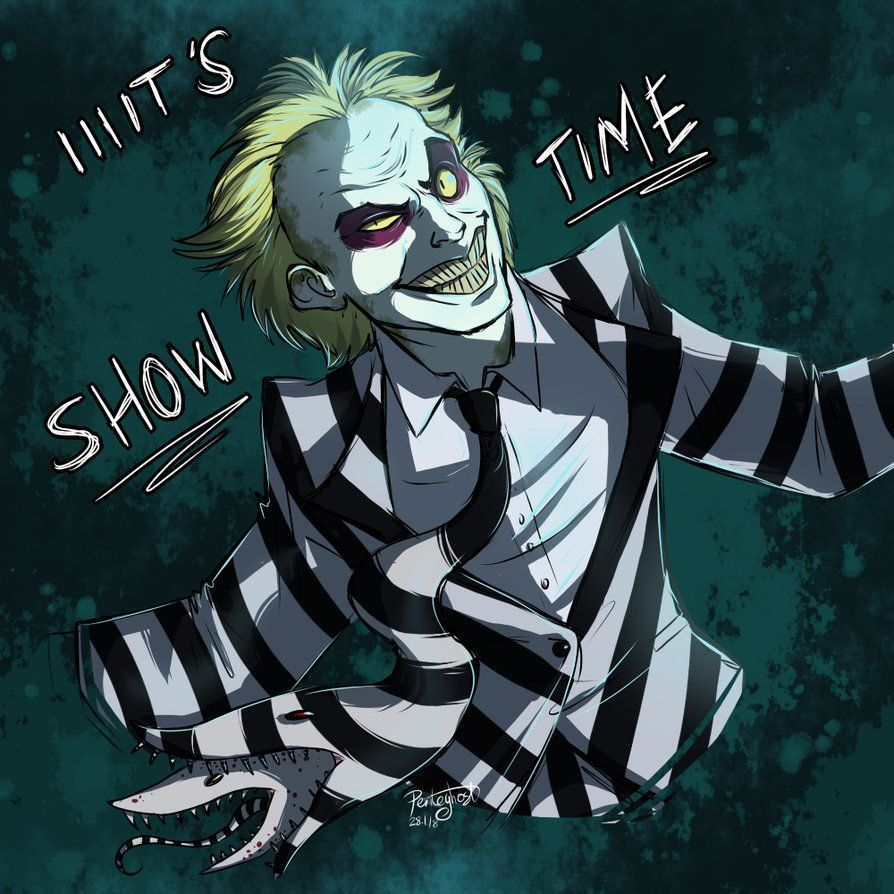 Don T Say His Name By Chaoticwaltz Beetlejuice Cartoon Beetlejuice Beetlejuice Movie