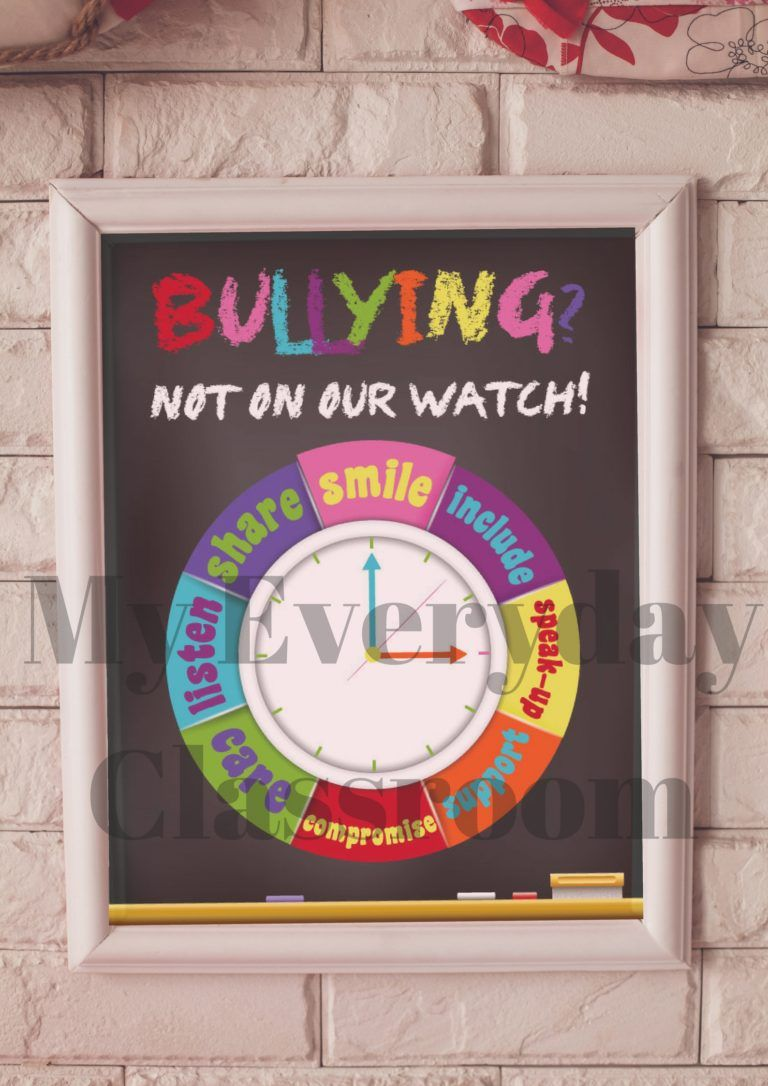 How to Prevent Bullying A 5 Step Plan Bullying