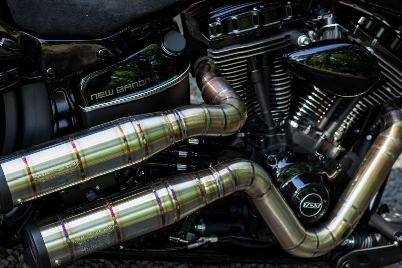 awesome custom bike harley davidson