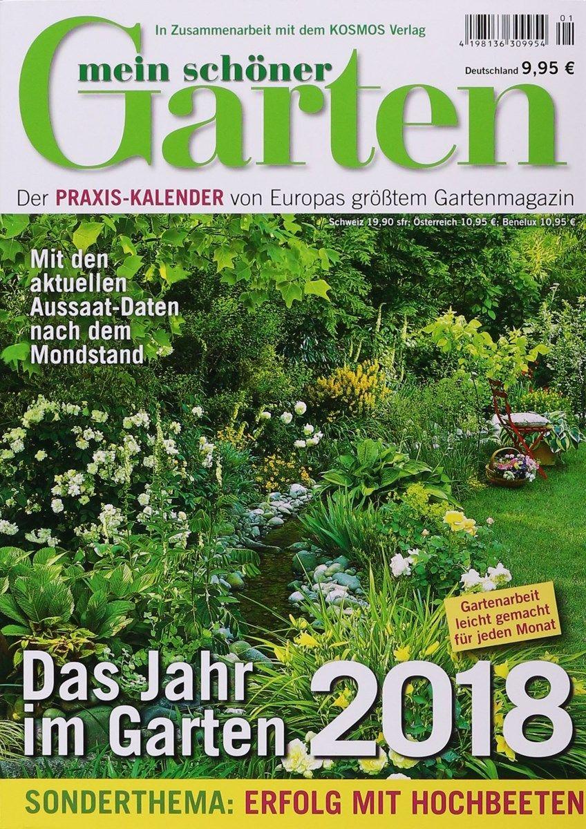 Mein Schoner Garten Kalender Auf Einem Budget Von Kalender Mein Schoner Garten 1 2018 Zeitungen Und Zeitschriften Online Durchgehend Me Herbs Garden