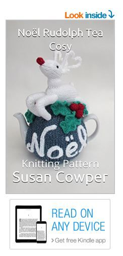Nol Rudolph Tea Cosy Knitting Pattern Kindle Edition Httpswww