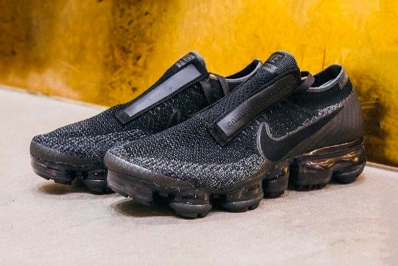 988402966ad40 The COMME des GARÇONS x NikeLab Air VaporMax Is Releasing Tomorrow ...
