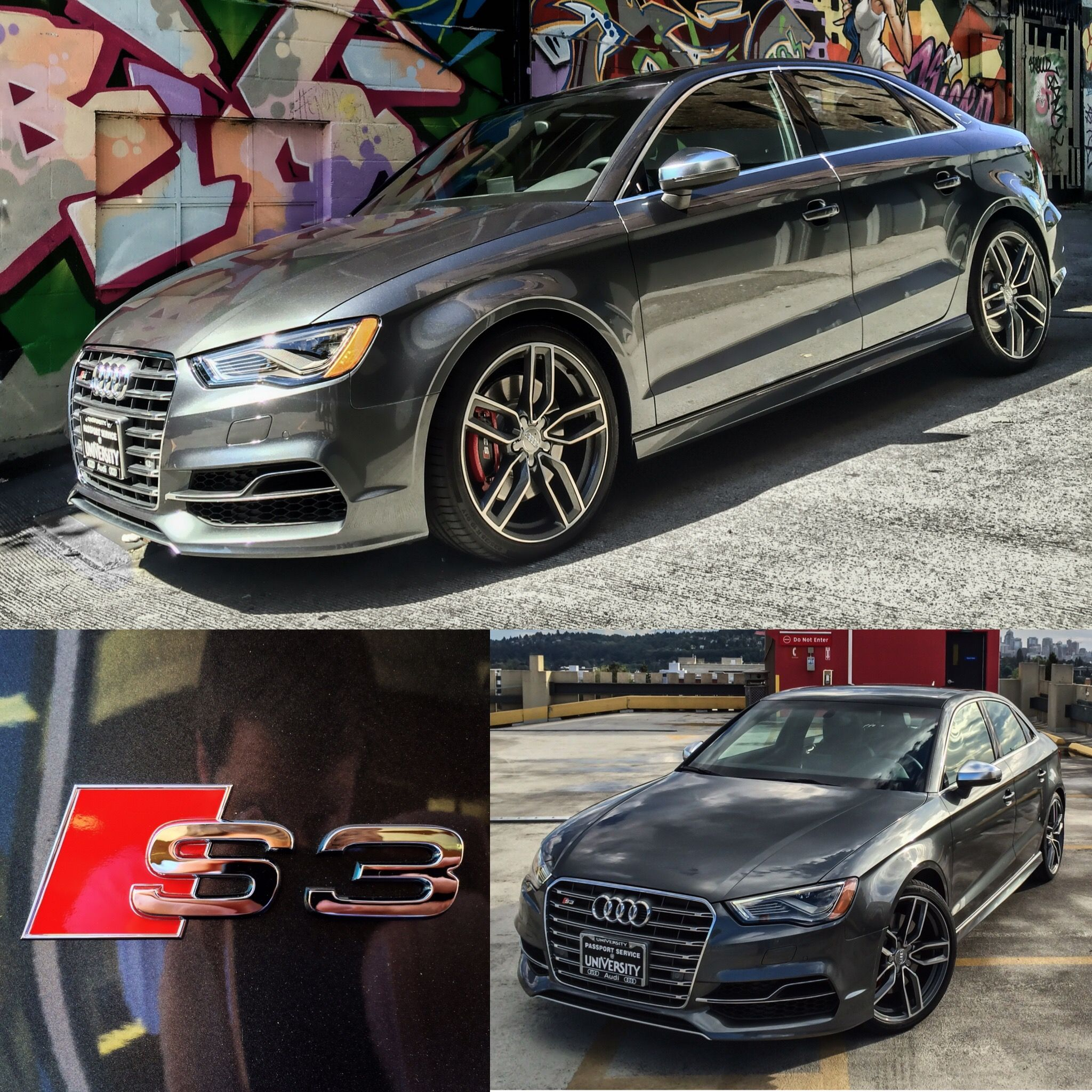 TBT Daytona Gray Launch Edition Audi S Seattle AudiSeattle - Audi seattle