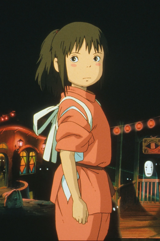 Le Voyage De Chihiro Personnages : voyage, chihiro, personnages, Voyage, Chihiro, Anecdotes, Culte, Studio, Ghibli, Chihiro,, Ghibli,