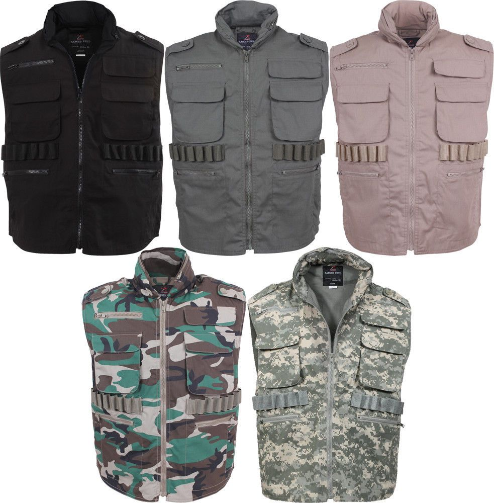 85a9f96b5fc39 Tactical Ranger Vest - Hunting Shooters Vest with Hood #Rothco. Tactical Ranger  Vest - Hunting Shooters Vest with Hood #Rothco Army Navy Store ...