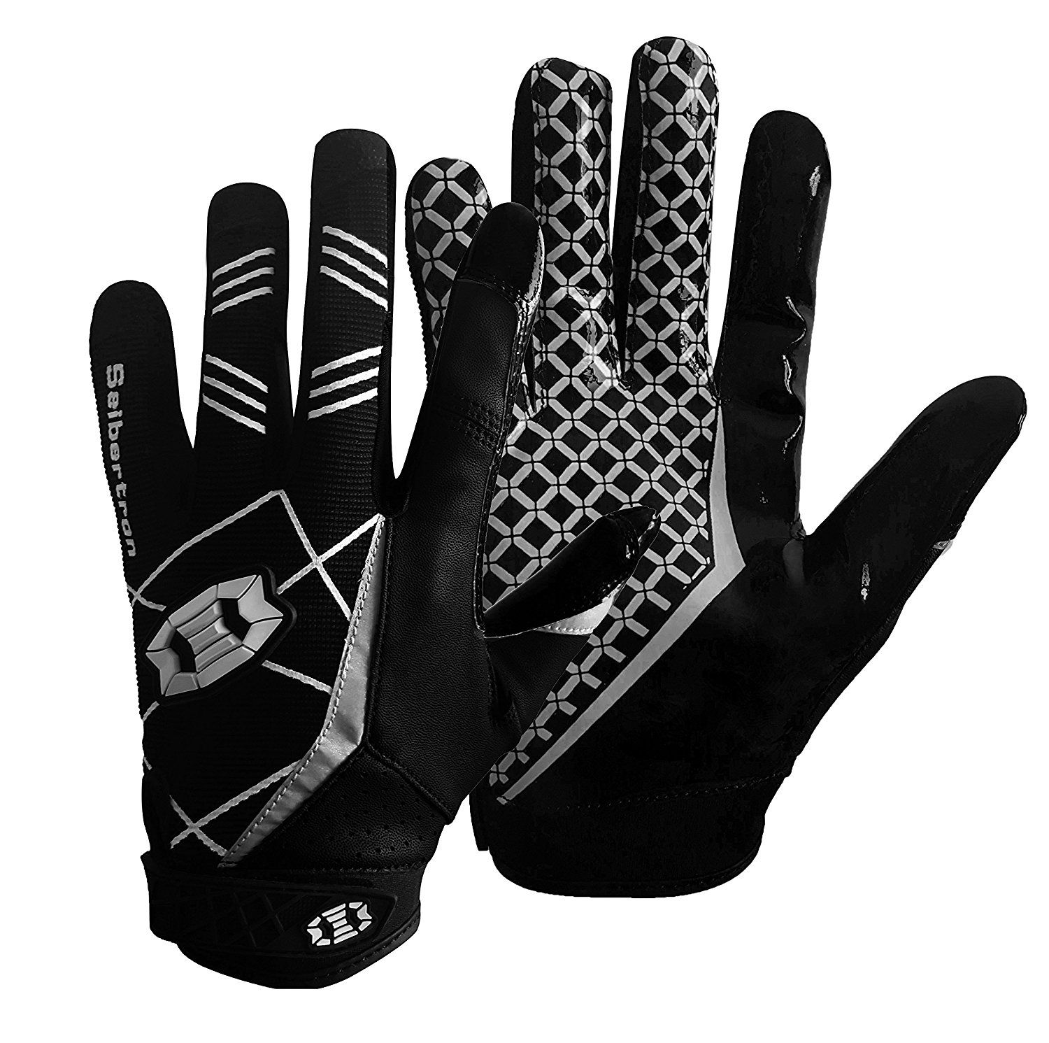 Best youth football gloves for kids tackle flag