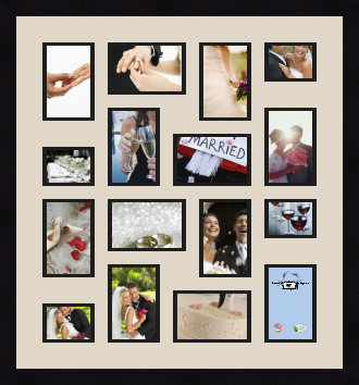25x27collage Picture Frames With Mats Frame Mat And Glass Options Fully Customizable Preserve All Your Life S Important Moments With Custom Frames Online Wi Online Frames Framed Art Frame