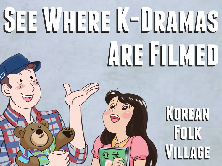 See where K-dramas are filmed: A look into a Korean folk village
