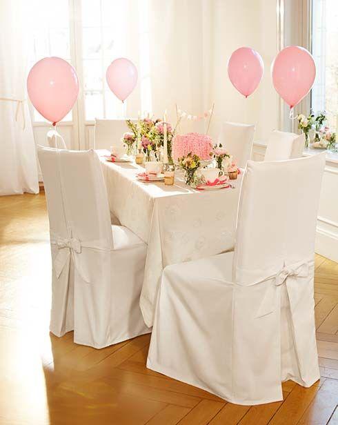 Stuhlhussen | Hochzeit | Pinterest | Stuhlhussen, Stühle beziehen ...