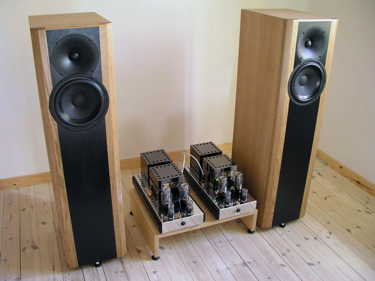 Diy loudspeaker - Ekonomiskt och starkt ljus för hemmet