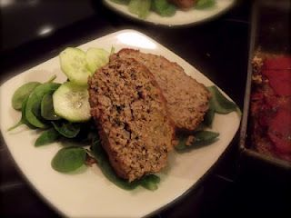 Paleo Meatloaf and more sugar & grain free recipes.