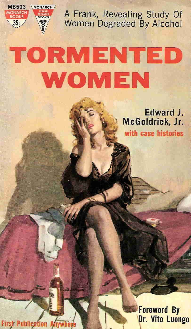 Retro Book Cover Art : Tormented women vintage book covers pinterest s