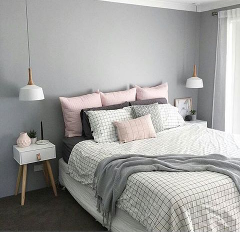 light grey accent wall new new home Pinterest Gray Walls and