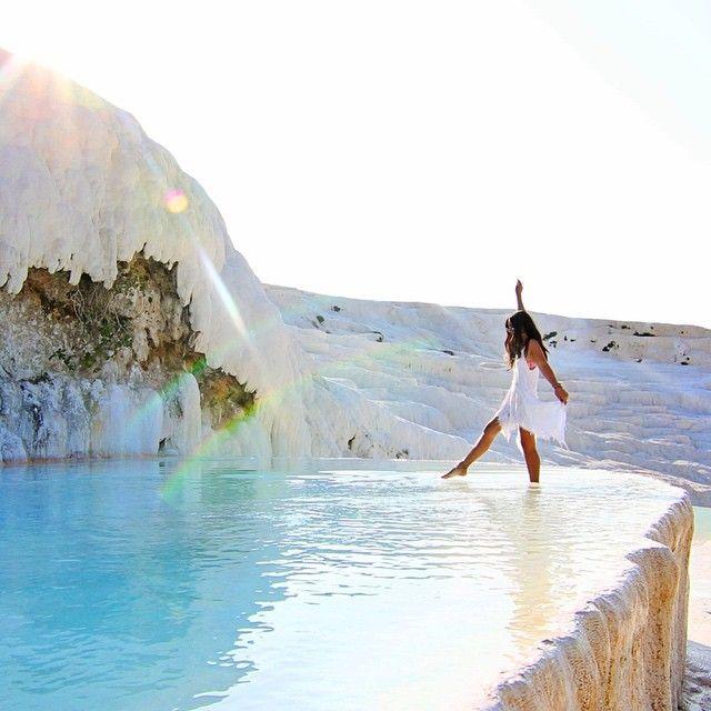 Turkey's thermal pools