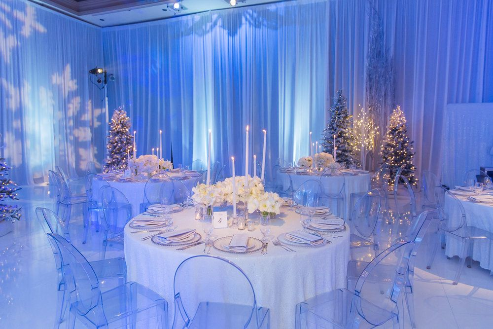 Winter Wonderland Christmas Wedding Ideas.Pin On Wedding Decor