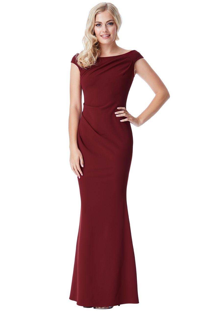 ef5d0e2b772c Luxusní dlouhé společenské šaty Značky GODDIVA pro každou slavnostní  příležitost - svatbu
