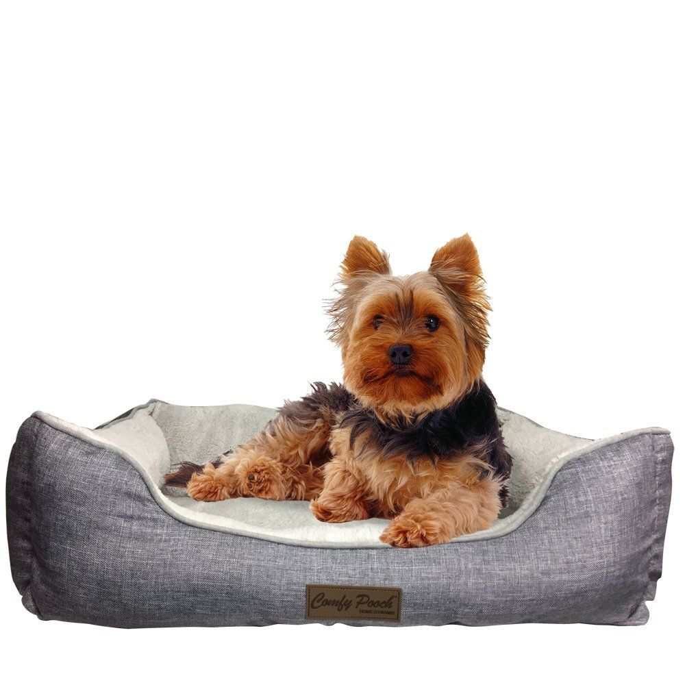 Plush Soft Pet Bed, Dog Bed, Cat Bed, Made of Microfiber