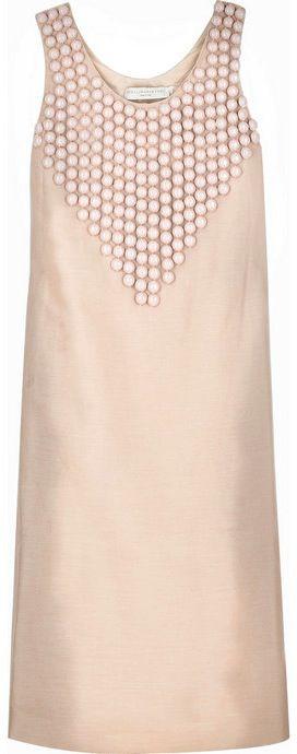 STELLA MCCARTNEY | Bead-embellished dress ($2,095)