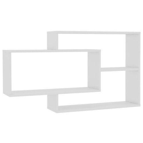 Wandregal Rutkowski Ebern Designs Ausfuhrung Weiss Mit Hochglanz Ausfuhrung Wandregal Rutkowski Ebern Designs Ausfuhrung In 2020 Wall Shelves Shelves Wall Shelf Decor