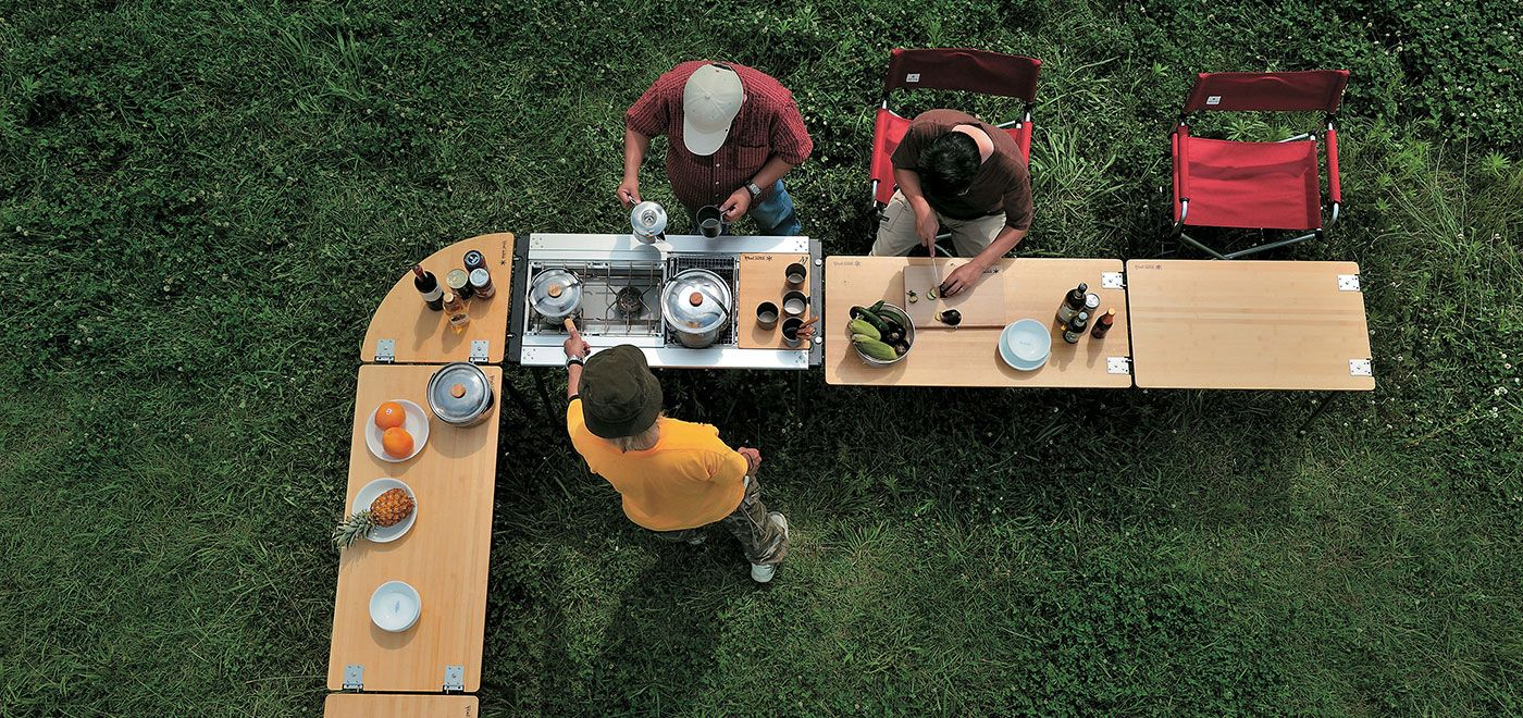 iron grill table series | Chuck Box | Pinterest | Grill table, Iron ...