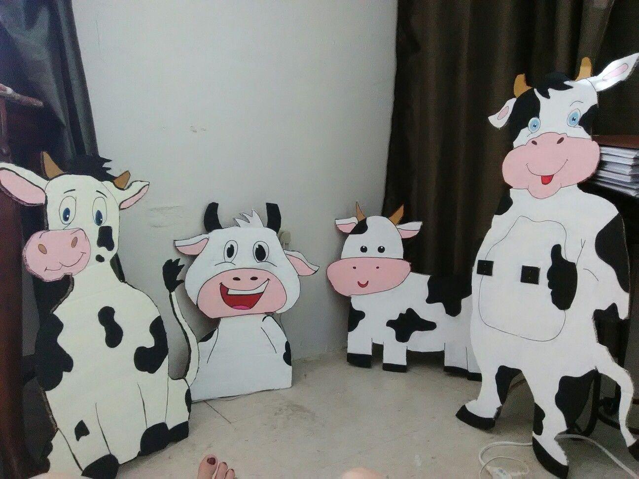 Pin En Vaca Infantil
