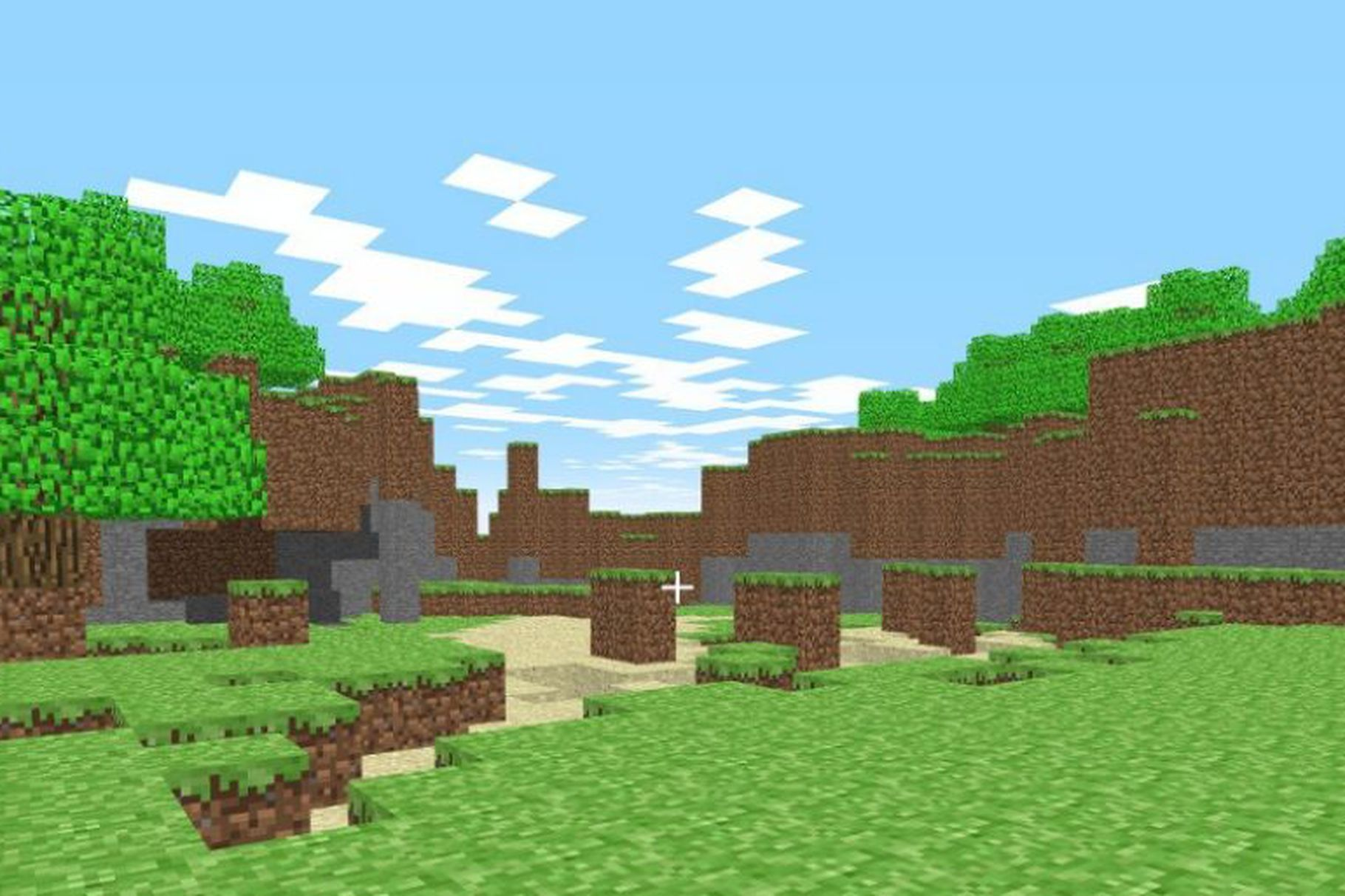You Can Now Play Minecraft Classic In Your Browser How To Play Minecraft Minecraft Classic